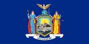 флаг штата Нью Йорк