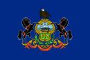 флаг штата Пенсильвания