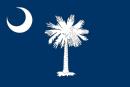 флаг штата Южная Каролина