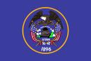 флаг штата Юта