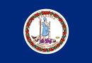 флаг штата Вирджиния