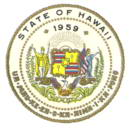 герб штата Гавайи