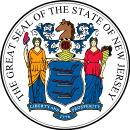 герб штата Нью Джерси