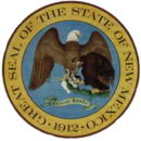 герб  штата Нью-Мексико
