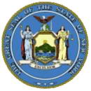 герб  штата Нью Йорк