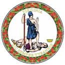 герб штата Вирджиния