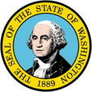 герб  штата Вашингтон
