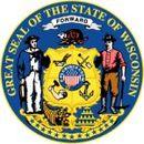 герб  штата Висконсин