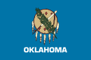 флаг  штата Оклахома