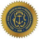 герб  штата Род-Айленд