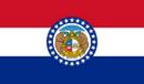 флаг штата Миссури
