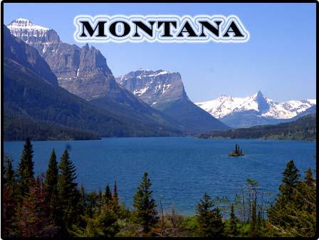 Природная красота Монтаны