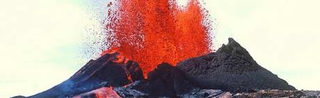 вулкан на Гавайи